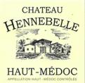 Château Hennebelle Haut-Médoc