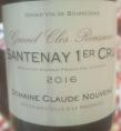 Santenay 1er Cru - Grand Clos Rousseau