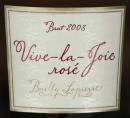 Vive-La-Joie - Rosé Brut