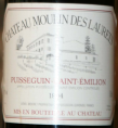 Chateau Moulin des Laurets