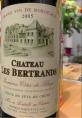 Château les Bertrands