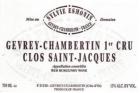 Gevrey-Chambertin Premier Cru Clos Saint-Jacques