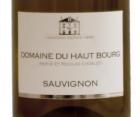Domaine du Haut Bourg - Sauvignon