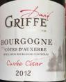 Bourgogne Côte d'Auxerre - Cuvée César
