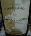Grand Cru Chambertin Clos de Bèze