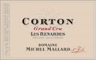 Corton Grand Cru Les Renardes