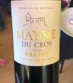 Mayne du Cros - Graves