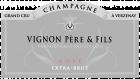 Champagne Rosé Grand Cru Verzy - Les Vignes Goisses