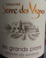 Domaine Serre des Vignes