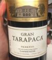 Gran Tarapaca Reserva Carmenere