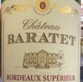 Château Baratet