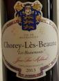 Chorey-Lès-Beaune Les Beaumonts