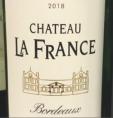 Château La France Bordeaux
