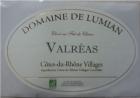 CÔTES DU RHÔNE VILLAGES VALREAS
