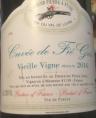 Cuvée de Fié Gris - Vieille vigne