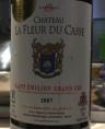 Chateau La Fleur Du Casse - Saint-Emilion Grand cru