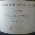 Rully 1er Cru Chapitre