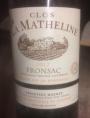 Clos la Matheline