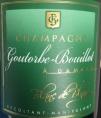 Champagne Goutorbe-Bouillot Blanc de Blanc