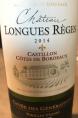 Château Longues Règes Cuvée des générations Vieilles Vignes