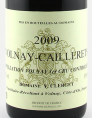 Volnay Caillerets Premier Cru