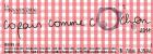 SEC   COPAIN COMME COCHON