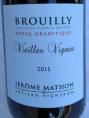 Arène Granitique Vieilles Vignes