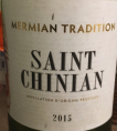 Saint Chinian Mermian Tradition