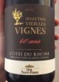 Selection Vieilles Vignes 40 ans