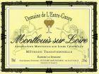 Montlouis Méthode Traditionnelle Demi-sec