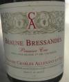 Beaune Bressandes Premier Cru