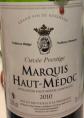 Marquis Haut-Médoc Cuvée Prestige