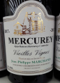 Mercurey vieilles vignes