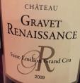Château Gravet Renaissance