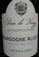 Bourgogne Aligoté Sires de Vergy