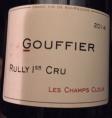 Gouffier  Rully 1er Cru Les Champs Cloux