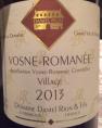 Vosne-Romanée Village