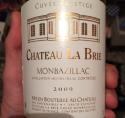 Cuvée Prestige Monbazillac
