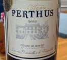 Château Perthus - Côtes de Bourg