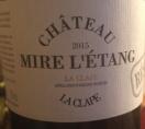 Château Mire L'Etang La Clape Réserve