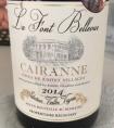 Font Bellevue Cairanne Selection Vieilles vignes