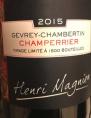 Gevrey-Chambertin Champerrier