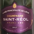 Champagne Saint-Réol - Grand Cru - Brut
