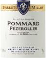 Pommard Premier Cru Pézerolles