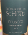 Muscat de Risevaltes