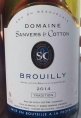 Brouilly - Tradition