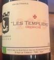 Les Templiers Grenache