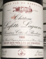 Cotes du vin - Château Lafitte Laguens