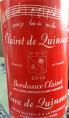 Clairet de Quinsac