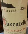 Clos Nicrosi Muscatella
